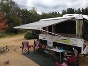 Jayco Swan Outback caravan/camper for HIRE Blackburn Whitehorse Area Preview