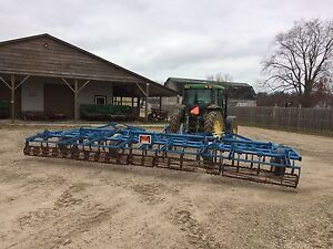 24 Foot Cultivator