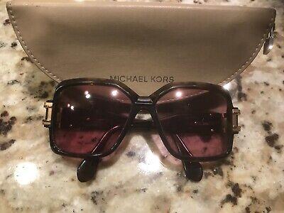 b69a9488af Cazal 623 Amber Brown Prescription Vintage Sunglasses 607 616 Legends