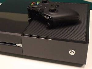 Xbox one with 8 games St Albans Brimbank Area Preview