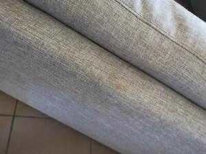 2.5 seater couch Grey super amart