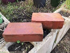 WANTED - Clay brick pavers - second hand St Marys Mitcham Area Preview