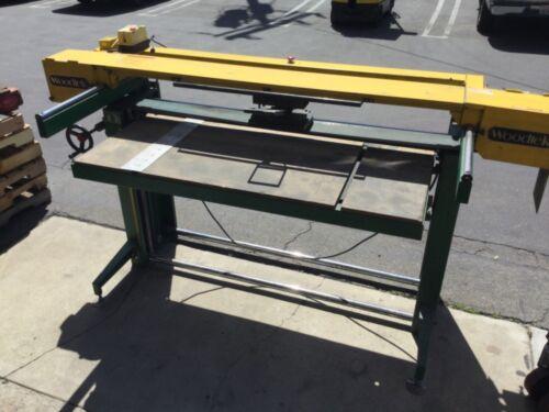 Woodtek Stroke Sander Working 805874 3HP 1 phase 230V Local Pick Up
