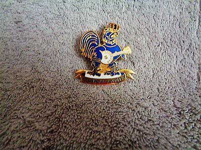 Delaware Jaycees Blue Hen Trading pin---lapel pin----hat pin