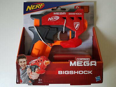 Hasbro - MEGA BigShock Spielzeugblaster, mit großen Darts (Mega Blaster Dart)