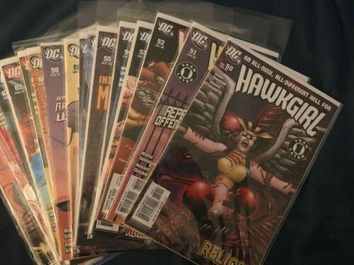 Hawkgirl (DC, 2006) #50 - 66 VF/NM