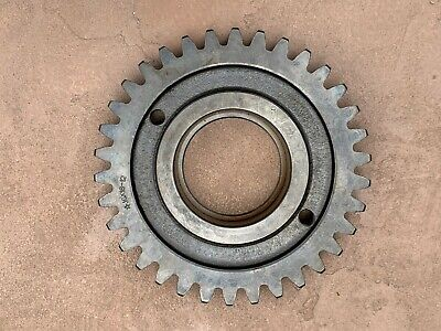 King Kutter Side Drive Center Gear 902021 34 Tooth For Tg Series Rotary Tiller