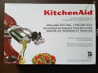KitchenAid Spiralizer with Peel, Core & Slice Attachment