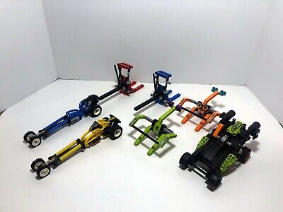 Lego Technic LOT: Dueling Dragsters 8238 + Turbo Racer 8307 (rare)
