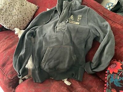 abercrombie and fitch hoodie Medium