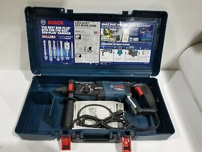 Bosch 8.5 Amp 1-18 In. Sds-plus Variable Speed Rotary Hammer Drill Gbh2-28l