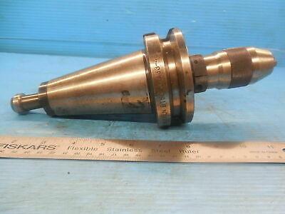 Nikken Bt50-jta33-45 Keyless Drill Chuck Tool Holder Jt33 0-38 Jta33 45 Cnc