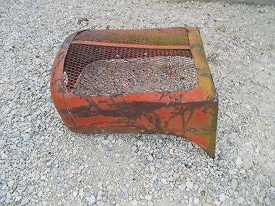 Allis Chalmers Wd 45 Wd45 Tractor Orignl Factory Ac Front Nose Cone Hood Grill