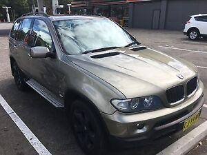 2005 BMW X5 Wagon Concord Canada Bay Area Preview