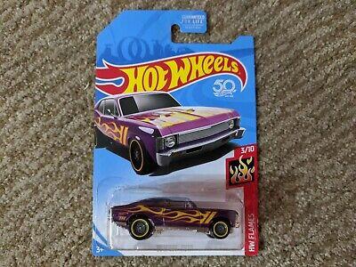 Hot Wheels 2018 Super Treasure Hunt '68 Chevy Nova