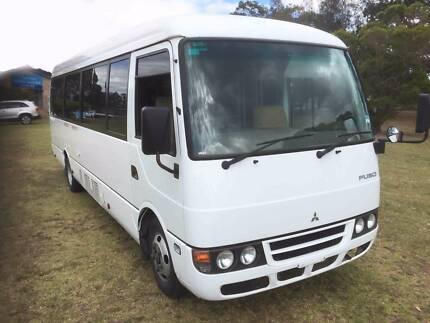 2008 Mitsubishi Rosa Bus or Motorhome Conversion