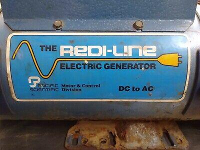 Redi-line Electric Generator Dc To Ac