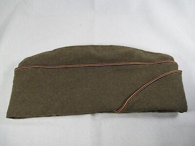 Government Standard Military Garrison Small Size Cap (Standard Hat Size)