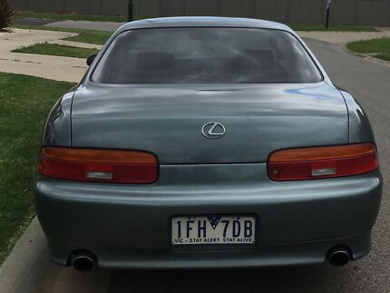 1992 Toyota Soarer Mentone Kingston Area Preview