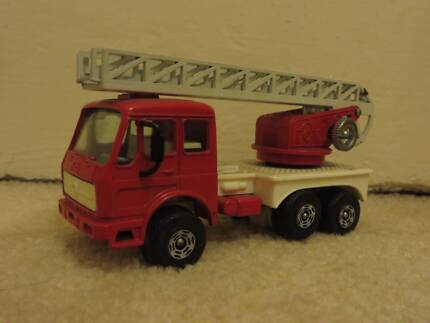 Gama Mercedes Fire Truck Made in Germany Rare!! Malvern Unley Area Preview