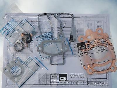 Kopfdichtsatz Hatz 1B20 kpl. original Hatz