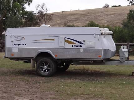 Jayco Hawk Outback Camper Trailer