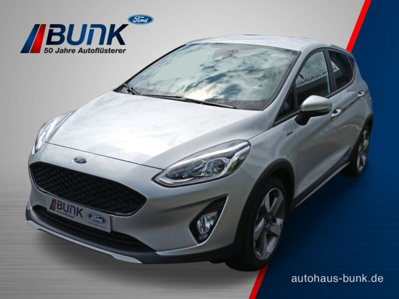 Ford Fiesta Active Plus 1,0l EcoBoost *-29% +5J. Gar.