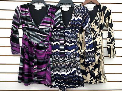 Girls Les Tout Petits Assorted Wrap-Look Dresses Size 7 - 16 (Girls Dresses 7 16)