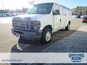 2008 Ford E-150 XL No accidents, one owner, low mileage