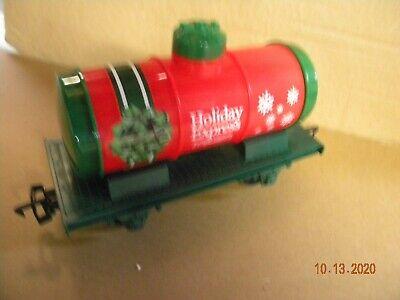 North Pole Express Christmas Train Set EZTEC Oil Tank Car Replacement