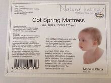 Baby cot mattress New Lambton Heights Newcastle Area Preview