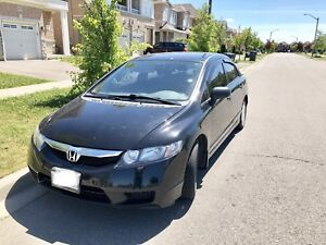 Honda. Civic 2009 immaculate condition
