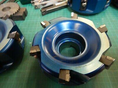 Valenite 5.0 Insert Mill Vfa-050-6r-bdy Aluminum Body Insert Cartridges