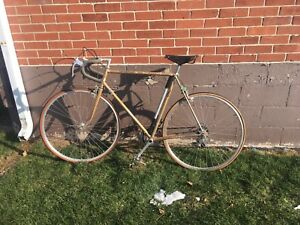 Vintage Raleigh 10 speed