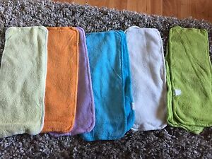 Cloth diaper doublers