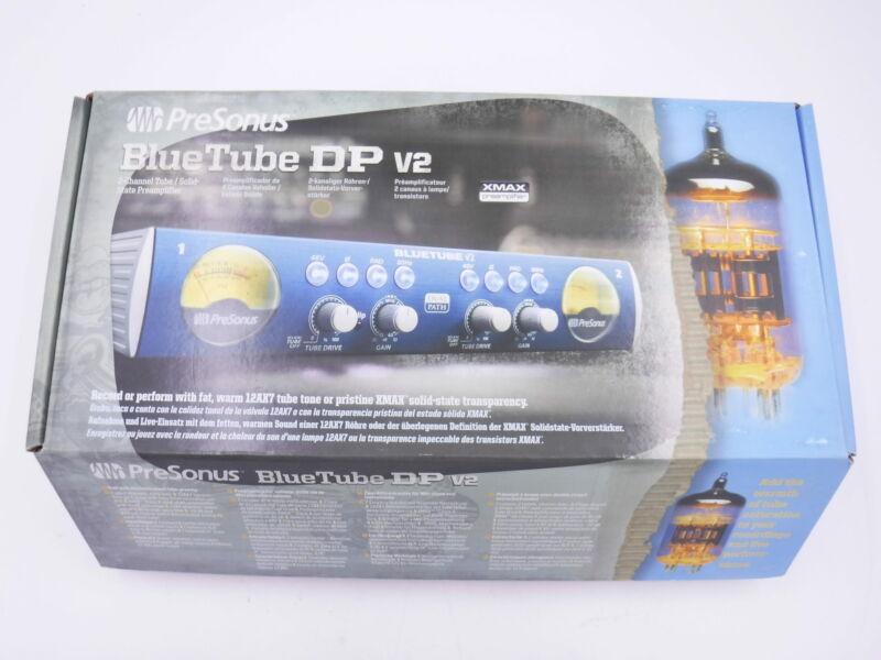 PreSonus Bluetube DP V2 2 Channel Tube Mic Pre-Amp DP2