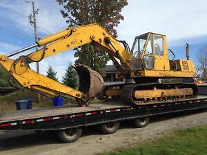 20 ton o&k excavator