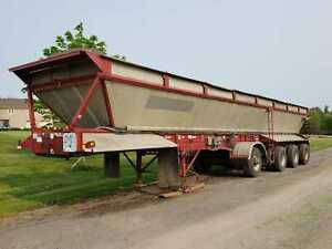 2011 Etnyre 48' Live Bottom Quad Axle