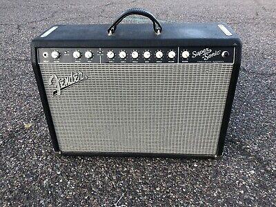 Fender Super-Sonic 22 Watt Tube Guitar Amplifier