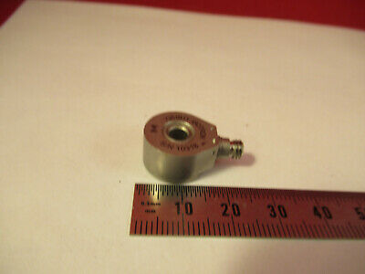 Meggitt Endevco 7251b11 Isotron Icp Accelerometer Vibration Sensor 7-dt-a9
