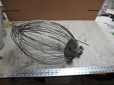 Hobart 60d 60 Quart Mixer Attachment Wisk Vmlh60d Wire Whip