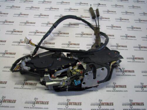 2002 LEXUS LS430  RIGHT FRONT DOOR LOCK CATCH MECHANISM used