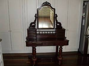 Victorian Duchess dressing table Lochinvar Maitland Area Preview