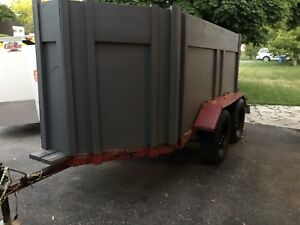 Trailer that must go! Best offer takes it