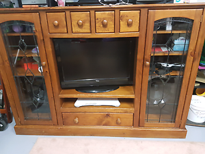 Large tv entertainment unit Sorell Sorell Area Preview