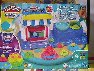 Play Doh Pâte à Modeler Ma Cuisine de Pâtissier accessoires et 2 pots