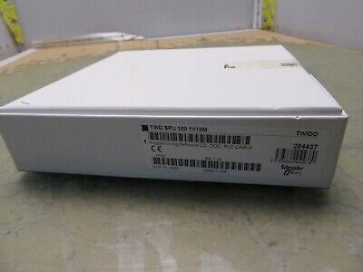 Schneider Twidosoft Twdspu1001v10m Plc Programming Software 4d-35.25