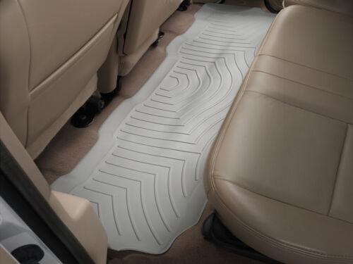 WeatherTech Custom Fit Front FloorLiner for Jeep Wrangler Grey 460421