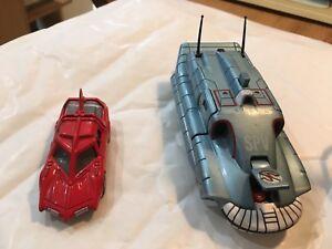 1993 Captain Scarlet  Spectrum Pursuit Vehicle SPV &SPECTRUM CAR