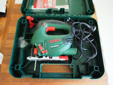 Jigsaw blade in brisbane region qld gumtree australia free local bosch jigsaw with new spare blades greentooth Image collections
